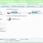 File Explorer Computer