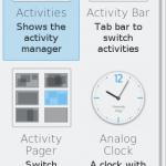 KDE Widgets